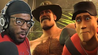 WHAT KIND OF PARK IS THIS!? | Reacting to Jungle Inferno