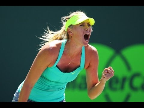 2013 Sony Open Tennis Day 9 QF WTA Highlights