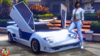 NEW CAR GUNRUNNING DLC SPENDING SPREE & CUSTOMIZATION - GTA 5 GUNRUNNING DLC - 4K Stream