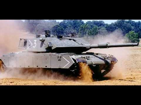 Top 15 modern tanks