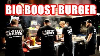 WAS FÜR EIN GEILER BURGER!!! | JP PERFORMANCE BIG BOOST BURGER | MULTIPLA