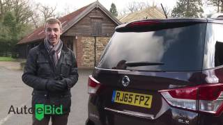SsangYong Turismo 2016 Video Review AutoeBid