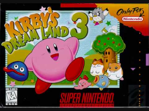 Kirby's Dreamland 3 Music: Ripple Field 1