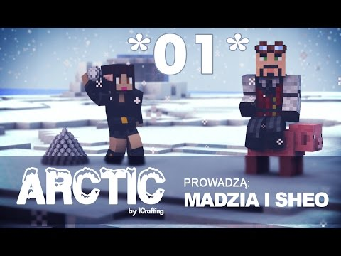 Arctic Minecraft Survival #01 /w Sheo