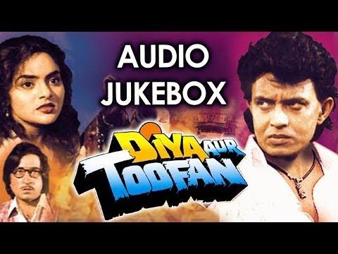 Diya Aur Toofan - All Songs - Mithun - Madhoo - Alka Yagnik -...