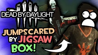 Download Lagu Saw Box Jumpscare! (Dead by Daylight - Funny Moments) Gratis STAFABAND
