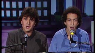 Michel Berger et Daniel Balavoine - La minute de silence (1983)