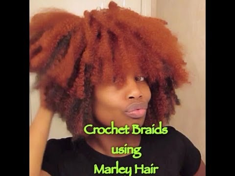 Crochet Braids with Marley Braid Hair