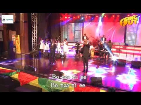 BO NOO NI - JOE METTLE PERFORMS AT SING OUT CONCERT