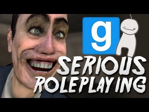 FREE KISSES! - Serious Roleplaying (Gmod) w/ Cry
