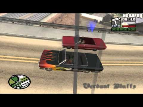 GTA San Andreas - Mission #13 - High Stakes, Low-Rider