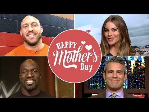 Happy Mother's Day from WWE