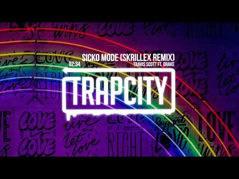 Download Lagu  Travis Scott - SICKO MODE ft. Drake Skrillex Remix Mp3 Free