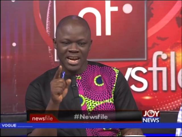 """Fraudulent"" Afriwave contract - Newsfile on Joy News (13-2-16)"