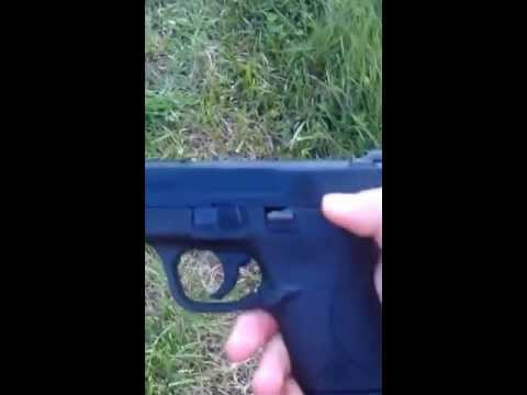 M&P shield problem