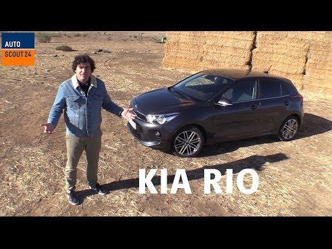 Kia Rio 2017 - Review en español - AutoScout24