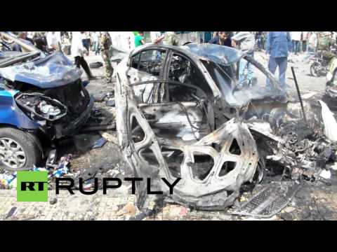 Syria: Deadly blasts hit Latakia, over 100 feared dead