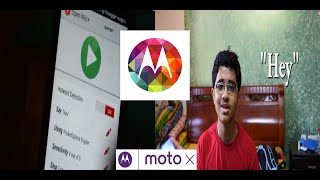 MotoX TouchLess Features on Any Android Device