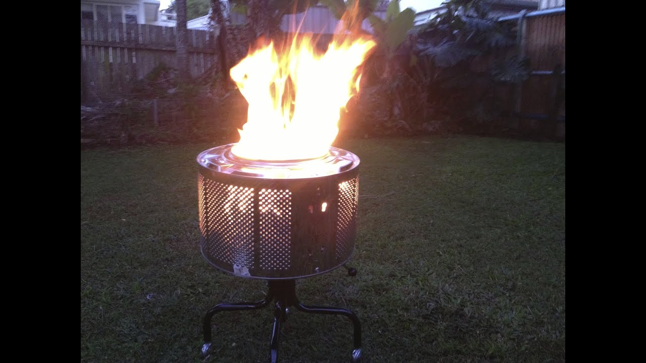 How To Build A Fire Pit Cheap Youtube