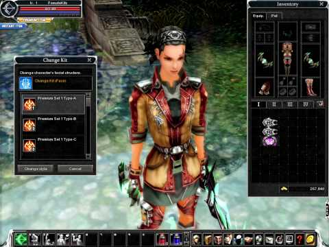 change hairstyles online. Cabal Online Female Change Kit HairStyle and Face PREMIUM I show you how can