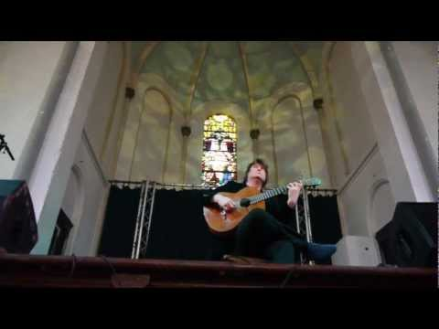 Ruigoord Church / Eric Vaarzon Morel / Flamenco Guitar