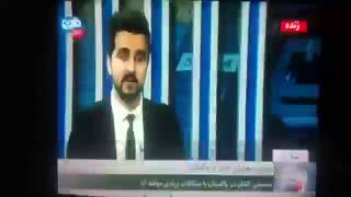 Interview with TOLO NEWS channel of Afghanistan