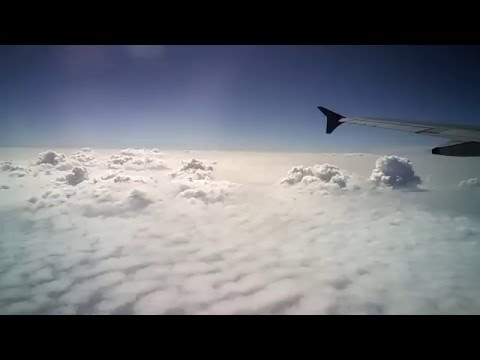 Over the clouds -  On airborne with Indigo Airlines
