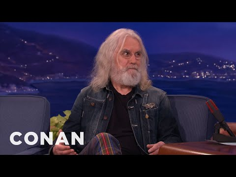"Billy Connolly Is Not A ""Hobbit"" Fan"