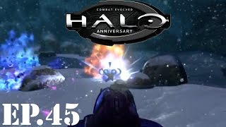 Halo: Combat Evolved Anniversary - Part 45_ Random Rockets Return - Walkthrough / Let's Play