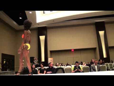KM Swimwear at the Brazilian Fashion Week USA 030913