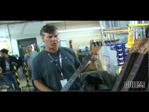 PRS Guitars - Factory Tour Video