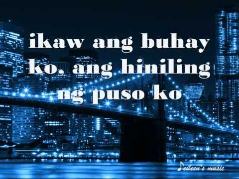 Ikaw Ang Buhay Ko By Kris Lawrence video