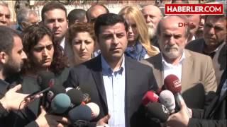 Demirtaş'tan 'Soma Davası' Açıklaması  Sanıklar Cezasız Kalmamalı 1