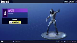 FORTNITE POP LOCK EMOTE/DANCE! (1 HOUR)