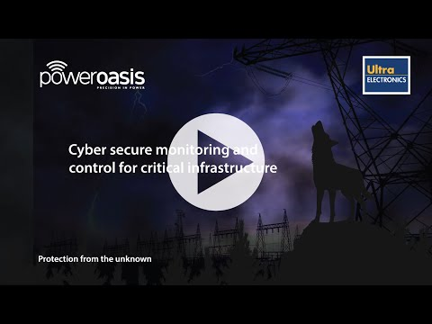 PowerOasis & Ultra - Cyber secure, intelligent remote monitoring and control