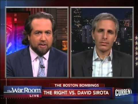 CURRENT TV: The Right vs. Sirota
