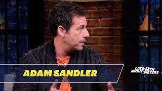 Adam Sandler Reveals the Origin of SNL's Herlihy Boy