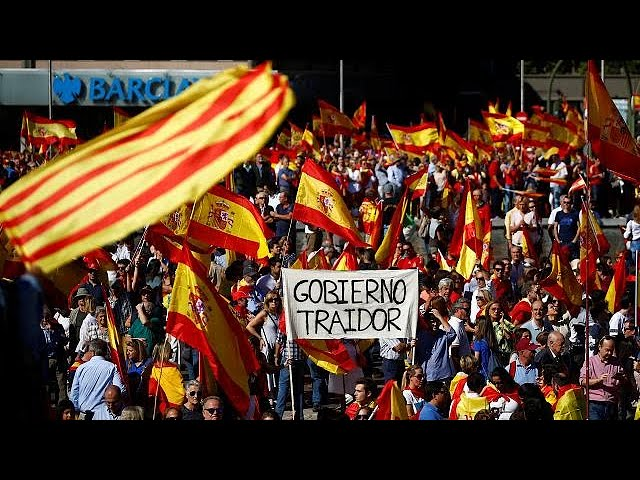 Catalonian heart, Spanish head: one woman's take on Spain's constitutional crisis