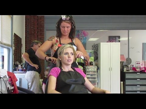 DAY IN THE LIFE OF A HAIR STYLIST!│9•17•14 DAILY VLOG