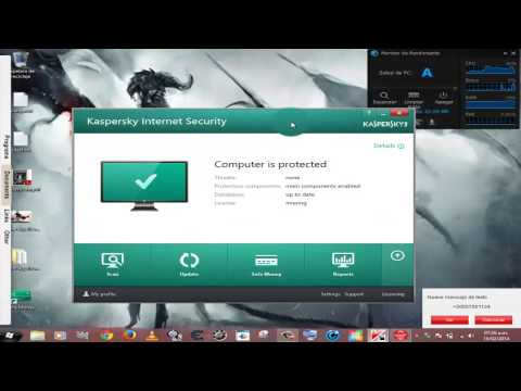 Kaspersky Internet Security 2014 + Trial Reset