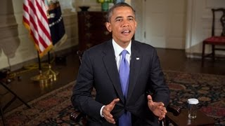 Weekly Address: A Better Bargain for the Middle Class   7/27/13