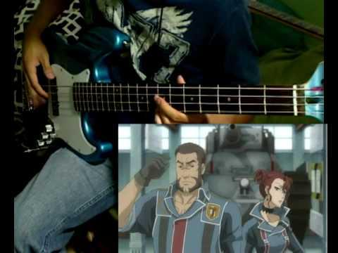 明日へのキズナ - HIMEKA (Valkyria Chronicles OP TV Size) - Bass Cover
