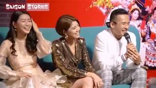 Lương Thế Thành nói gì khi đóng phim chung với 2 hot girl An Vy, Đàm Phương Linh