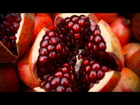 Health Benefits of Pomegranate: Better Sex, Cancer Prevention and 8 Other Reasons to Eat the Fruit MP3