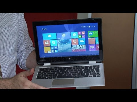 Toshiba's Satellite Radius 11 offers laptop-to-tablet convenience in a small package