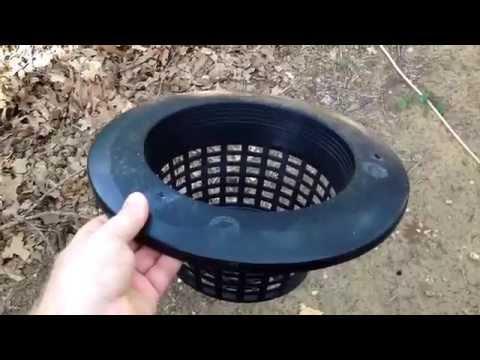 Water World Hydroponics Deep Water Culture Bucket System