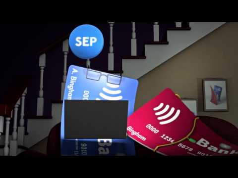 Contactless payment is expanding