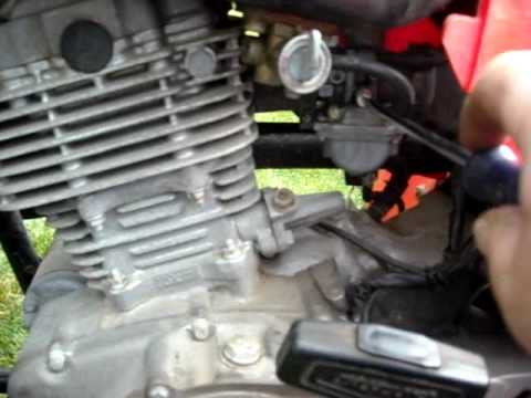 suzuki quad runner problems YouTube