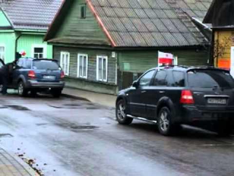 Prezentacja Polskiego Klubu kia Sorento 2012