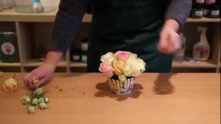 OASIS® Floral Products ~ How To ~ To Mum With Love